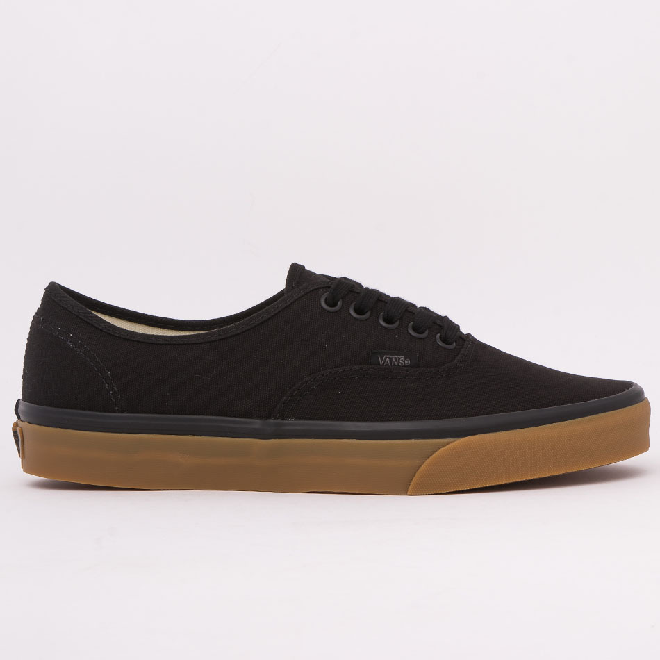 Vans Authentic Black/Gum