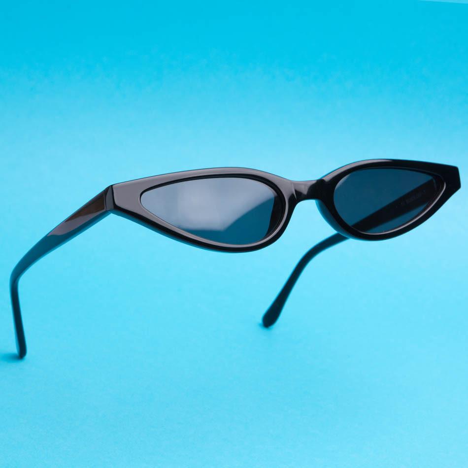 cat black sunglasses