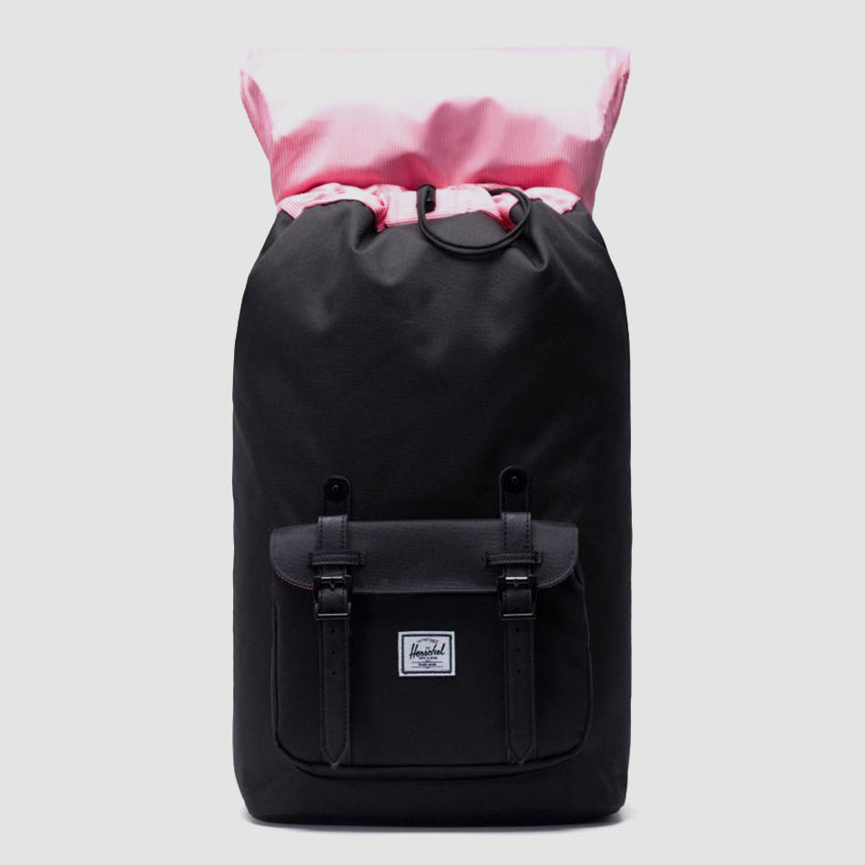 Herschel Little America Black/Black