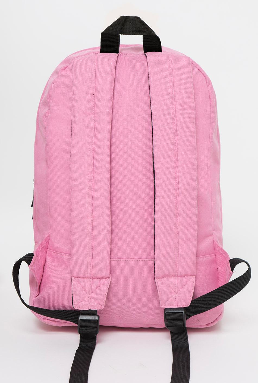 Kaotiko pink bagpack