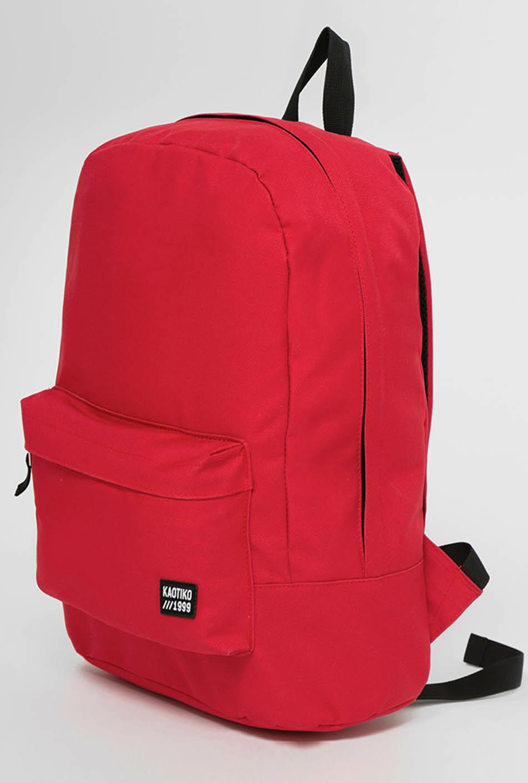 Kaotiko red bagpack