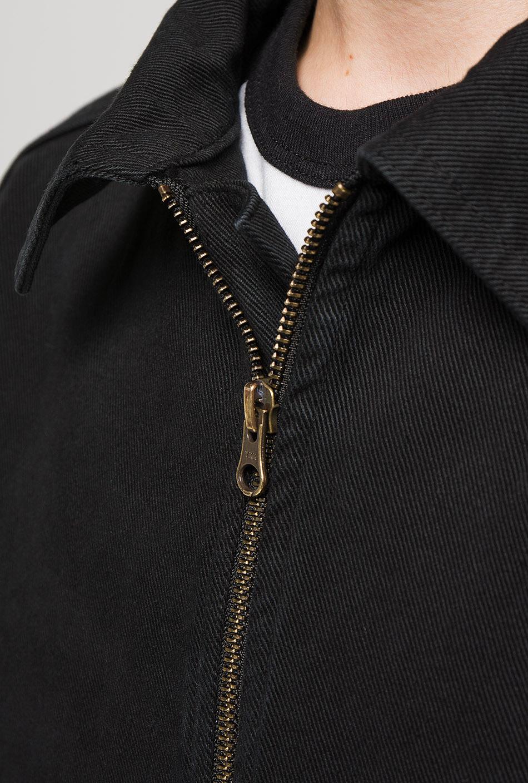 Zip Jacket Black