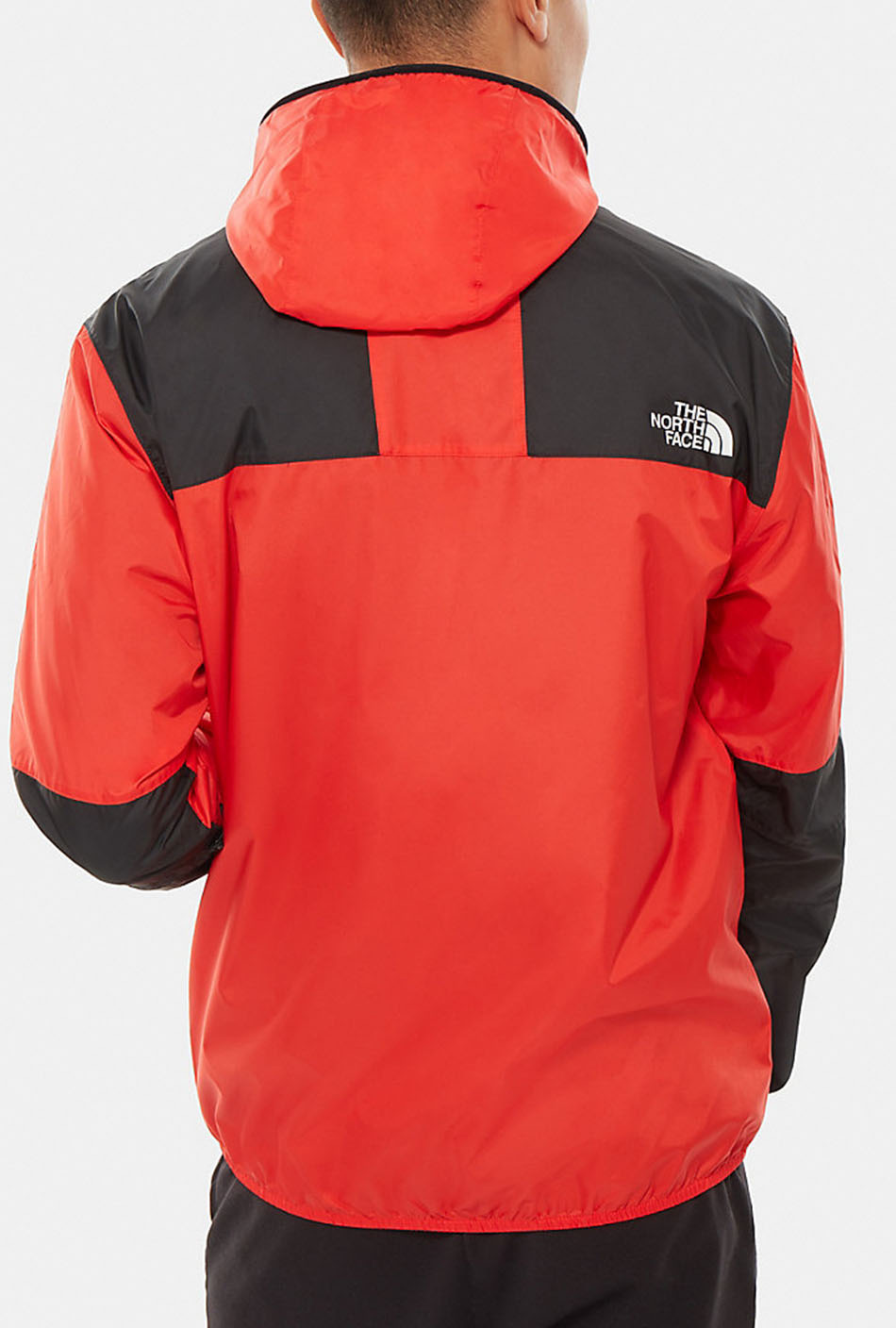 The North Face 1985 Seasonal Mountain Jacket Red/Black