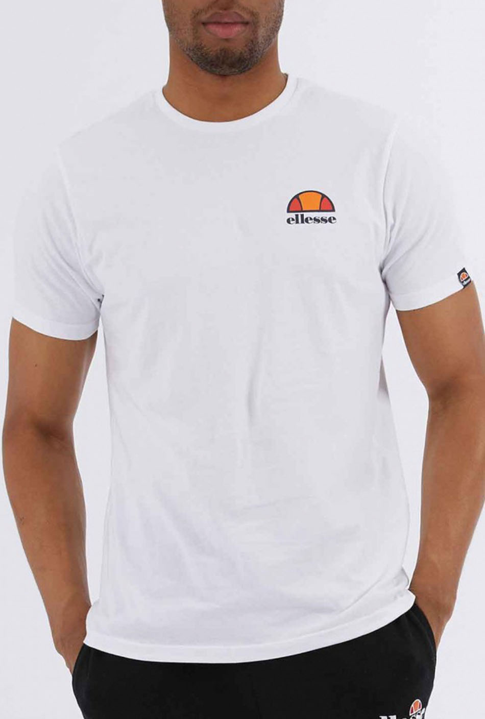 Ellesse Canaletto White T-Shirt