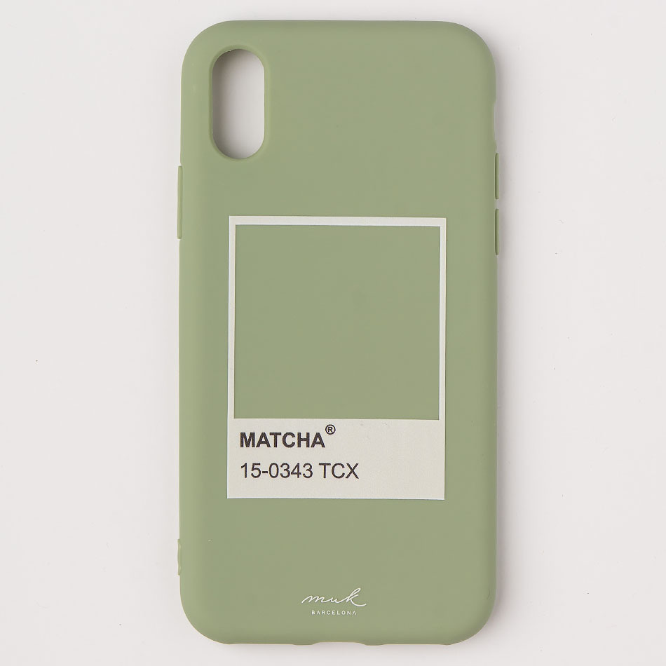 Pantone Matcha iPhone Case