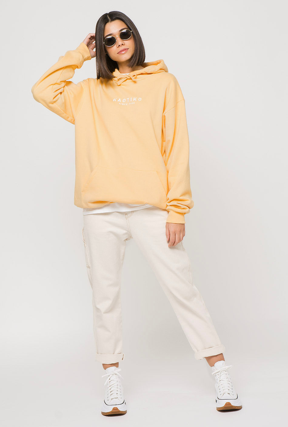 Vancouver Yellow Hoodie