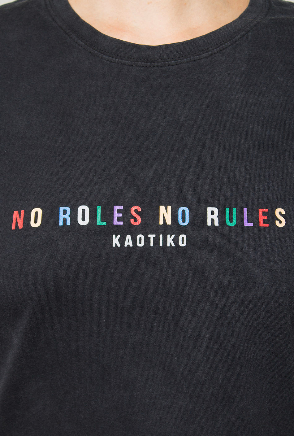 """No Rules No Roles"" Pride T-Shirt"