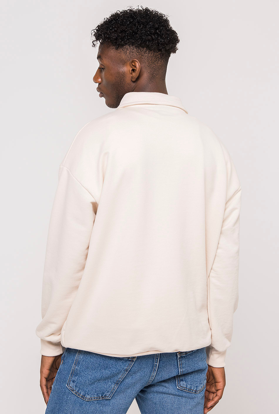Coonor Off White Sweatshirt