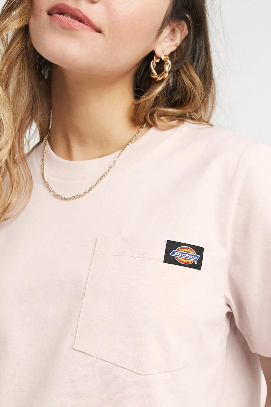 Camiseta Dickies Ellenwood Tee light Pink